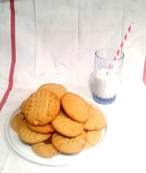 Cookies Beurre de Cacahuète 11