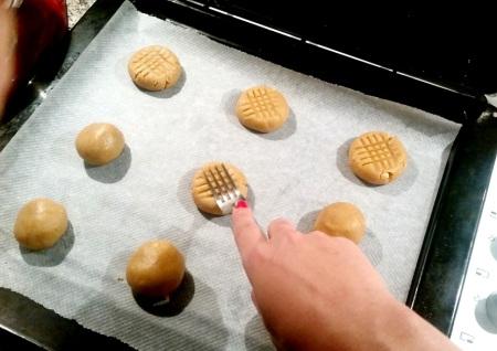 Cookies Beurre de Cacahuète 6