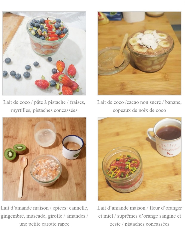 Porridges_Froid